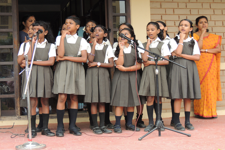Blossom Public School-Music Activity