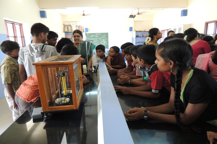 Blossom Public School-Physics Lab