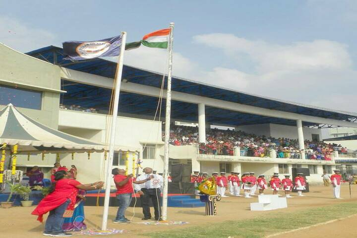 Boaz Public School-Independence Day