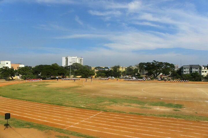 Boaz Public School-Play Ground