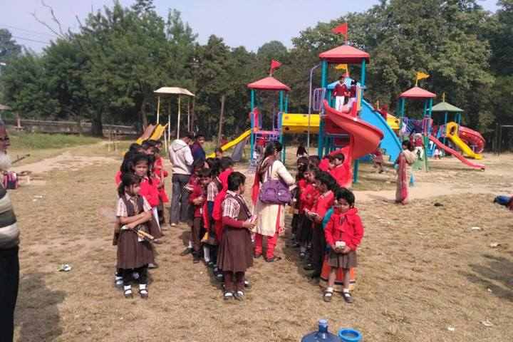 New Horizon School-Kids Play Area