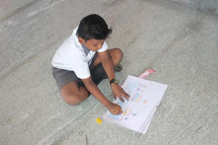 Bodhi international school-Art & craft