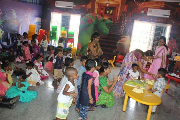 Bodhi International School-Celebrations