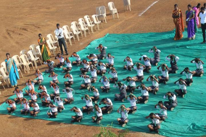 Bodhi International School-Independence Day Activity
