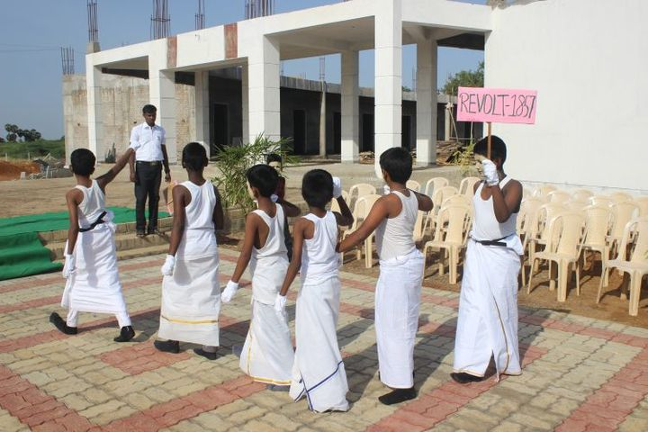Bodhi International School-Revolution Activity