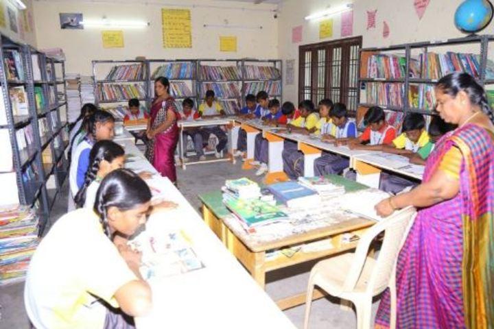Bright Minds Vidyodaya-Library