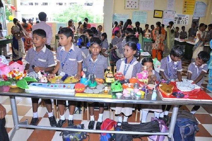 Bright Minds Vidyodaya-Science Exhibition