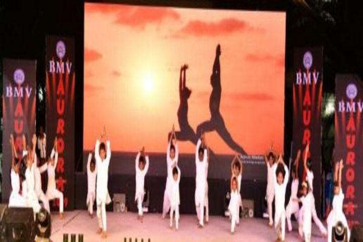 Bright Minds Vidyodaya-Yoga Day