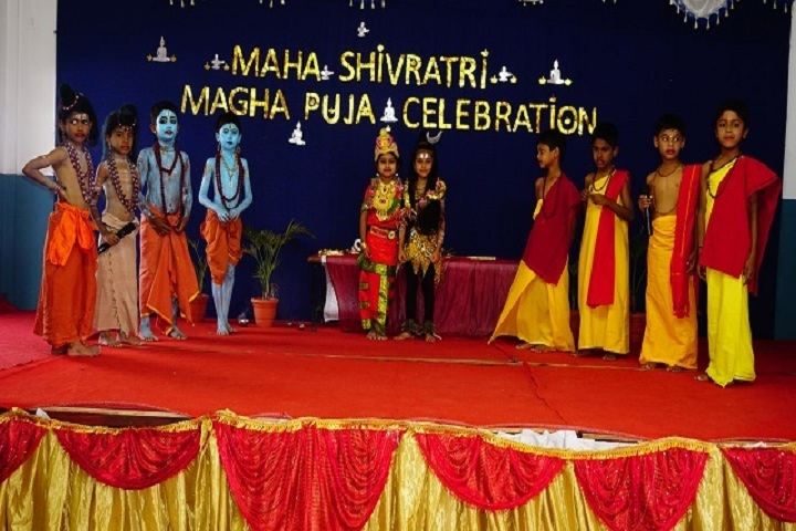 Brindhavan Vidhyalaya Public School-Maha Shivaeathri