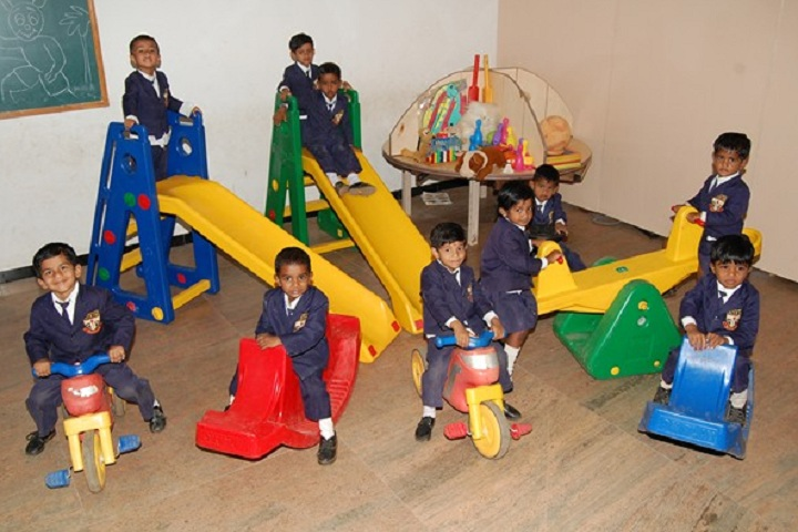 Cauvery International School-Childrens Playing room