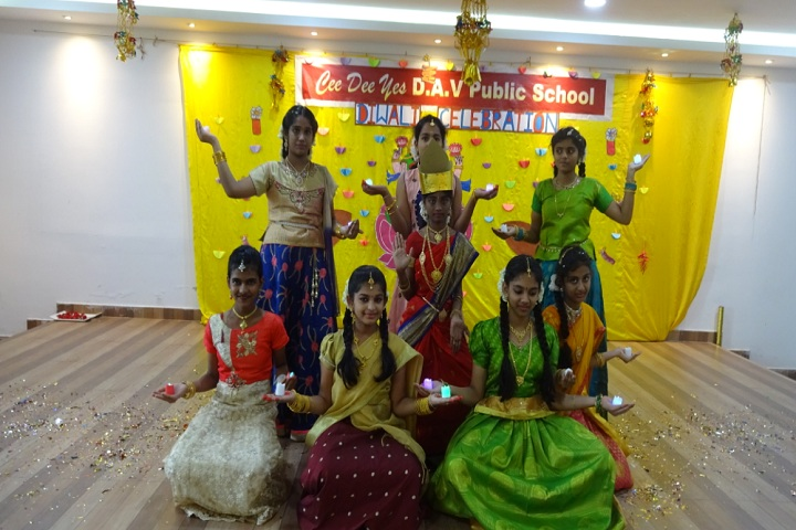 Ceedeeyes DAV Public School-Diwali Celebrations