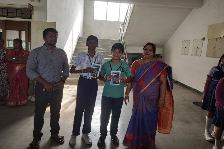 Ceedeeyes DAV Public School-Quiz Competition