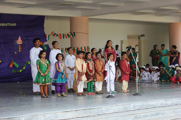 Ceedeeyes Dav Public School - Celebration