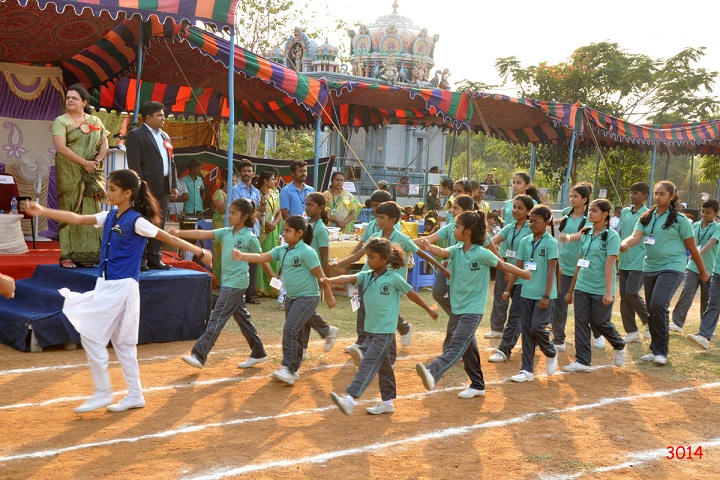 Ceedeeyes Dav Public School - Events