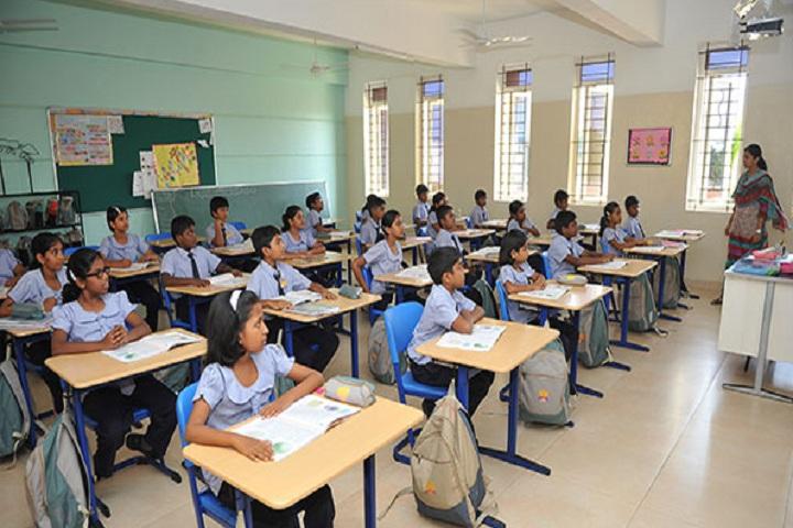 Chandrakanthi Public School - Class-Room