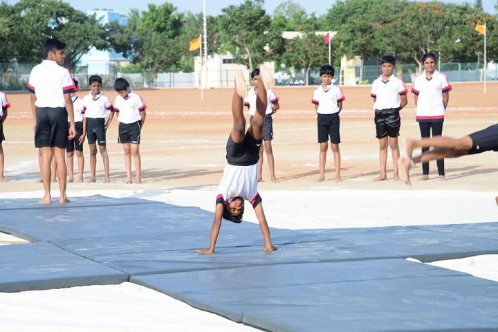 Chandrakanthi Public School - Sports