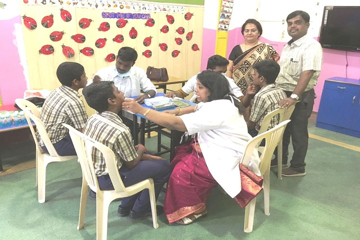 Chathrapathy Shivaji DAV School-Others medical facility