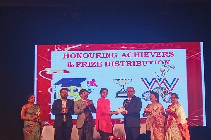 Chathrapathy Shivaji DAV School-Others prize distribution
