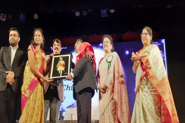 Chathrapathy Shivaji DAV School-Others prize