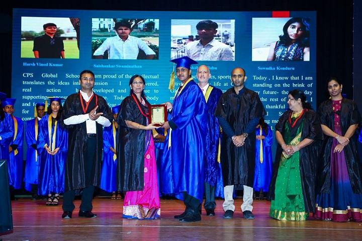 Chennai Public School-Graduation Ceremony