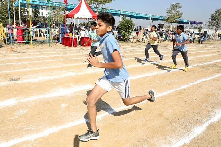 Chennai Public School-Sports