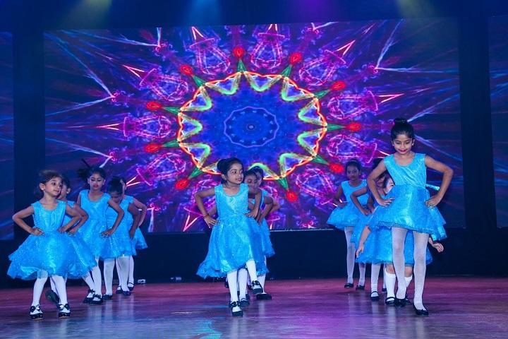 Chennai Public School-Dances