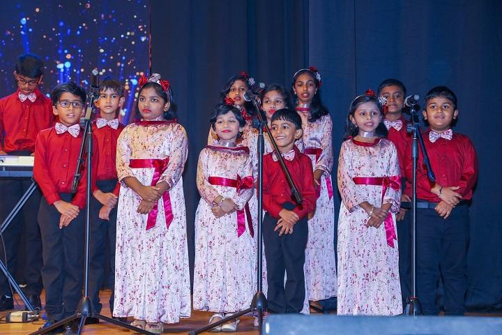 Chennai Public School-Singing