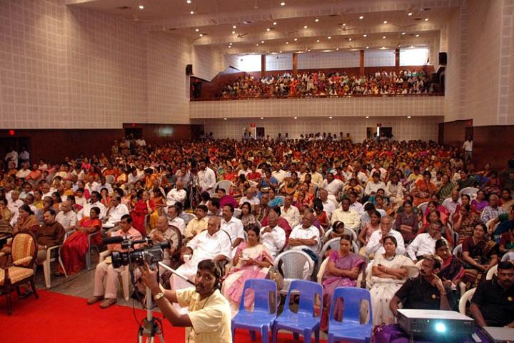 Chettinad Vidyashram-Auditorium
