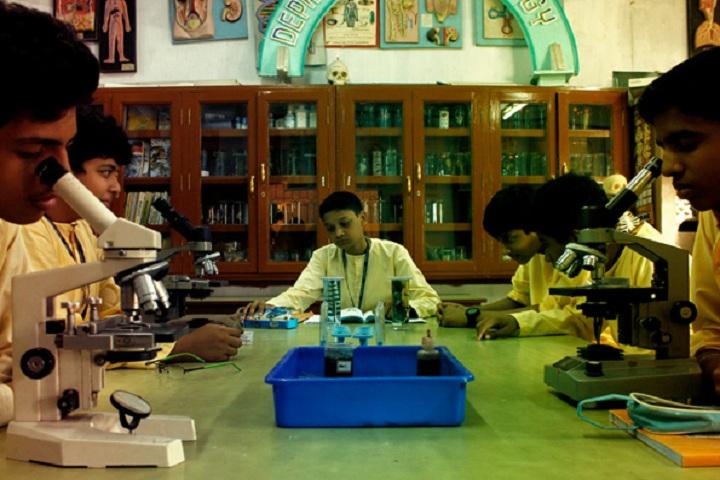 Chettinad Vidyashram-Lab