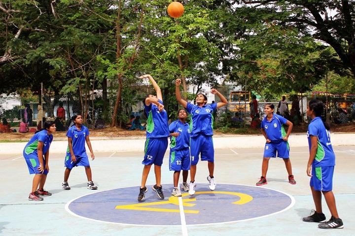 Chettinad Vidyashram-Sports