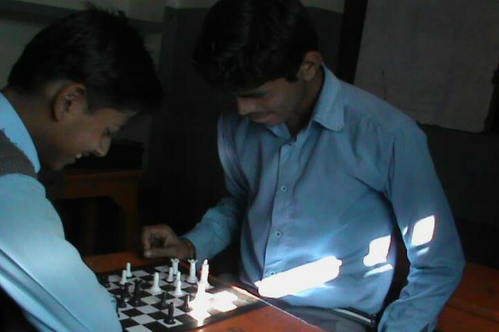 New Samastipur Public School-Indoor Games