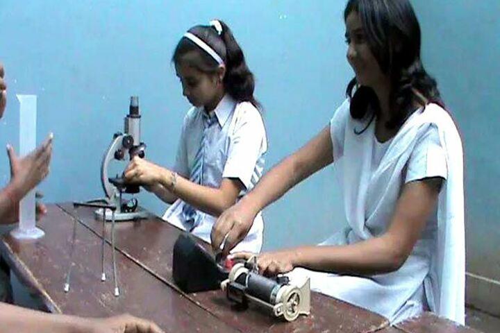 New Samastipur Public School-Physics Lab