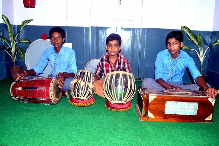New Samastipur Public School-Music