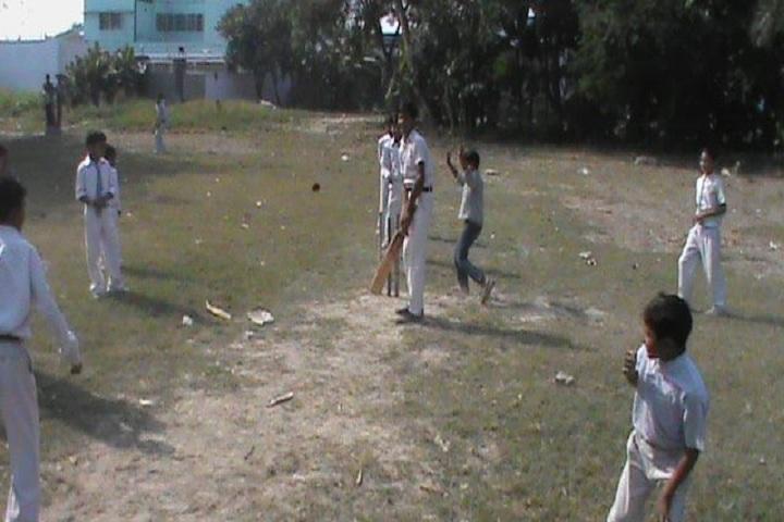 New Samastipur Public School-Sports