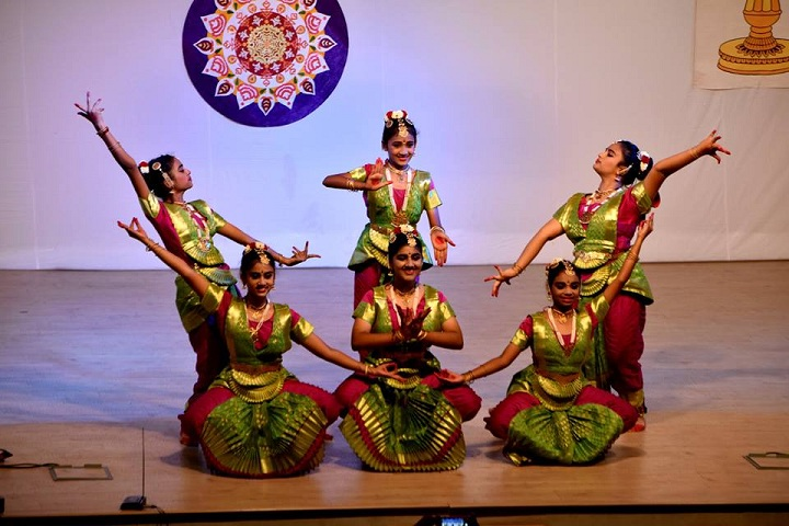 Chinmaya International Residential School-Classical dances