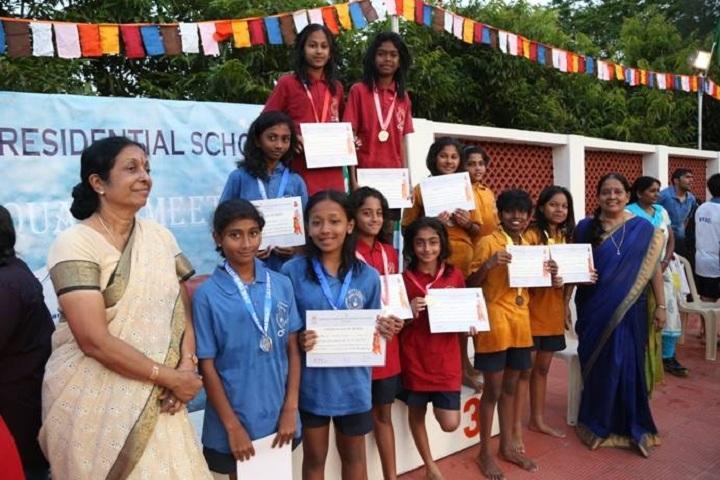 Chinmaya International Residential School-Sports winner