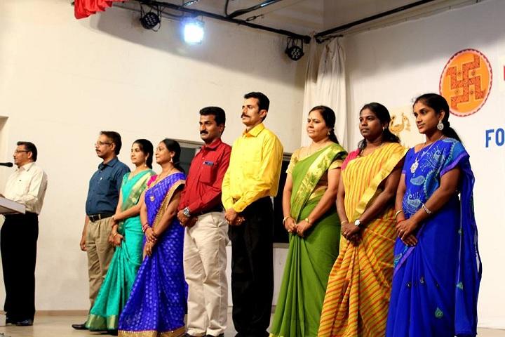 Chinmaya International Residential School-Staff