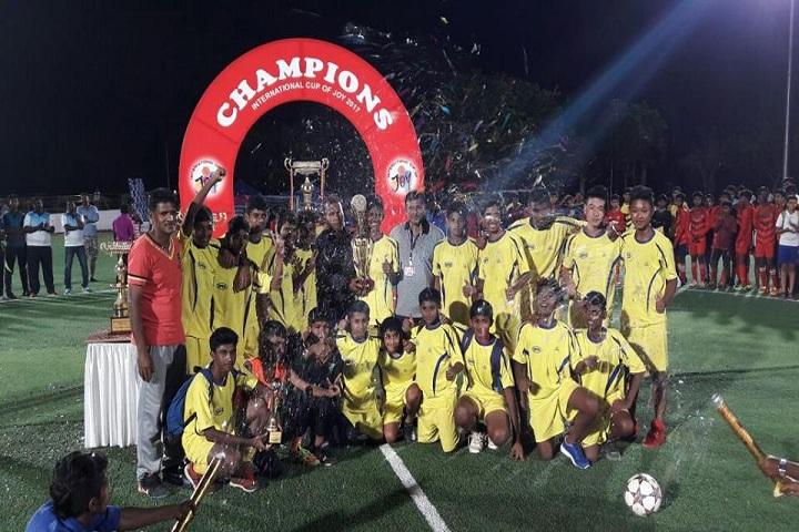 Chinmaya Vidyalaya-Sports