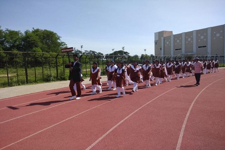 Chinmaya Vidyalaya-sportday