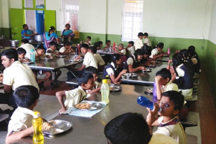 Coimbatore Public School-Cafeteria