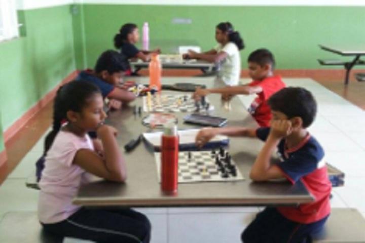 Coimbatore Public School-Indoor Game Chess