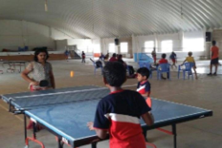 Coimbatore Public School-Indoor Game Table Tennis