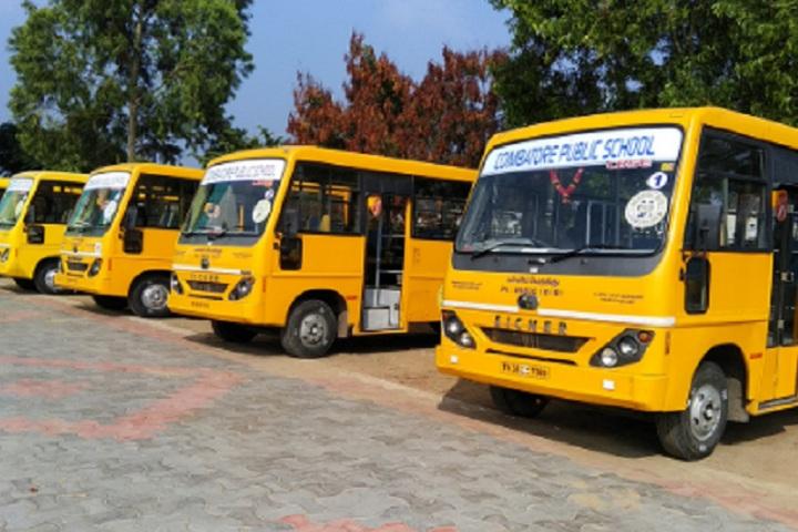 Coimbatore Public School-Transport