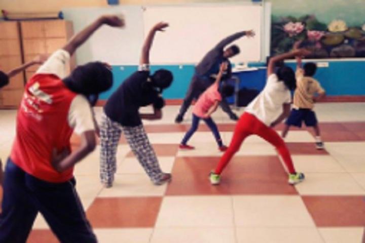 Coimbatore Public School-Yoga