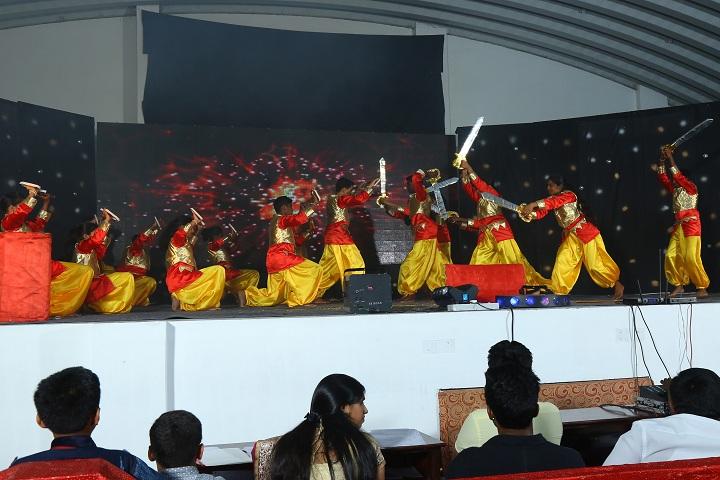 Coimbatore Public School-Annual day