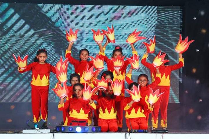 Coimbatore Public School-Celebrations