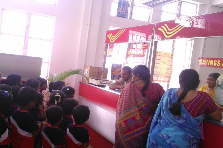 Coimbatore Public School-Educational Tour
