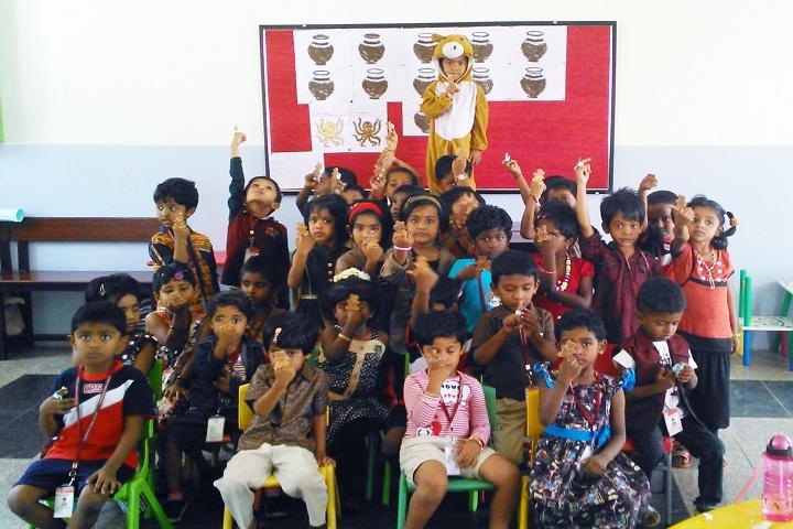 Coimbatore Public School-Events
