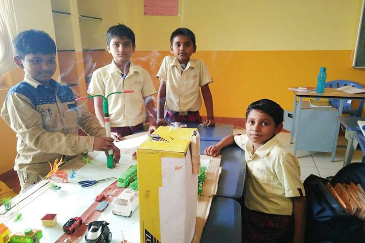 Coimbatore Public School-Project
