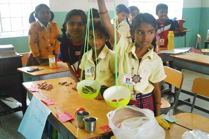Coimbatore Public School-Workshop